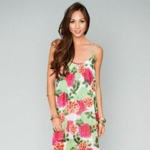 New Show Me Your Mumu Turlington Maxi Dress